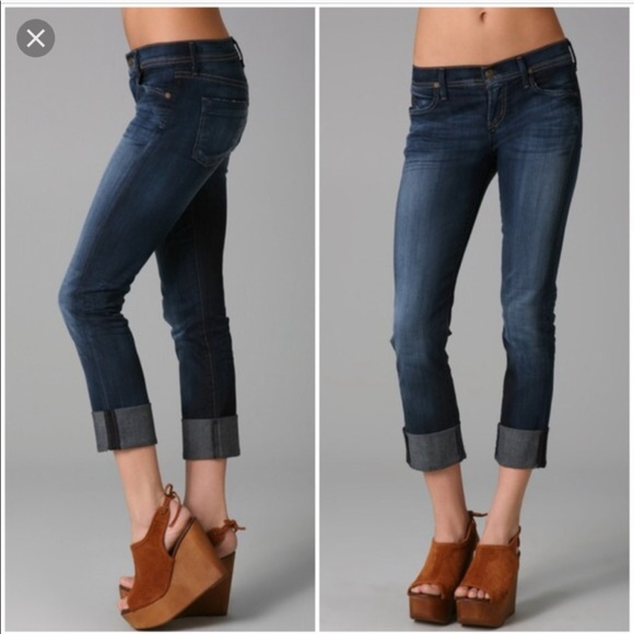 Citizens Of Humanity cropped straight-leg jeans Buy Cheap Cheapest Price Outlet Footlocker Finishline no4Wq3MpHJ